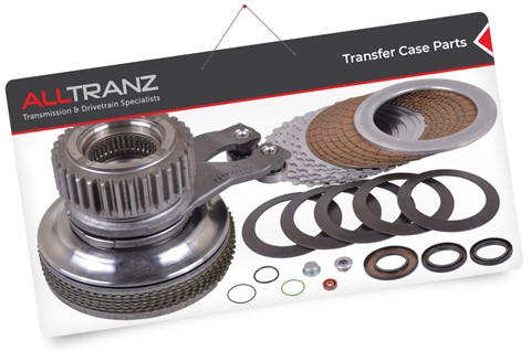 New Transfer Case Items in Stock