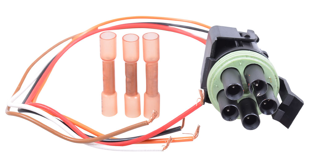 WIRING HARNESS (4L30E) ROUND END