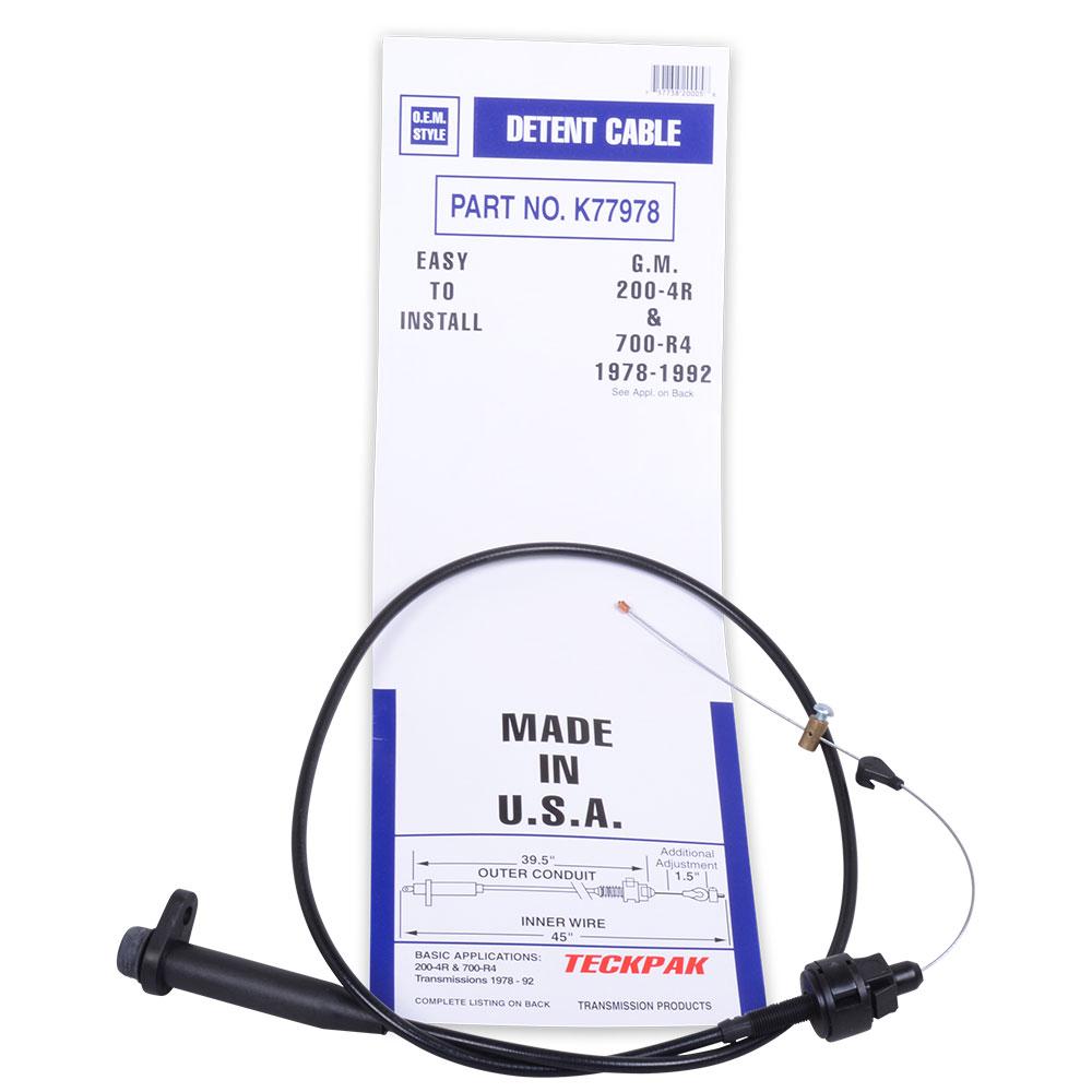 Cables | Servicing