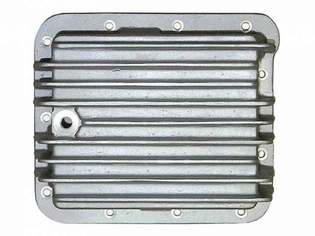 44960 Case Fill Transmission Pan, Alloy (Deep)
