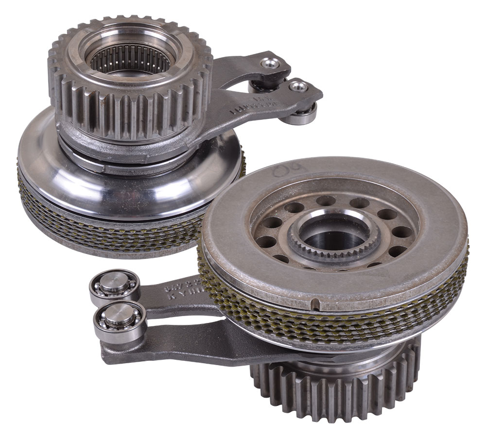 CLUTCH SPROCKET KIT (ATC700) BMW X5