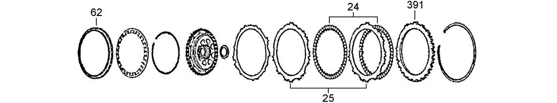 6T40 (MH8), 6T45 (MH7) - | Transmissions