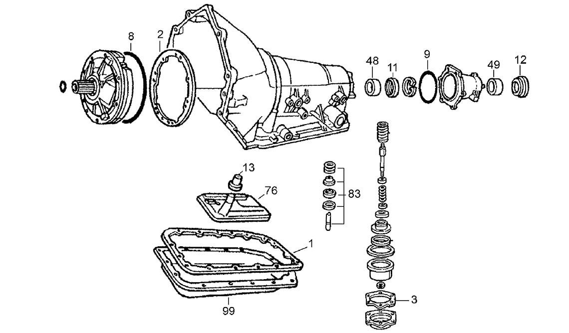 4L80E, 4L85E - General Motors | TransmissionsALLTRANZ