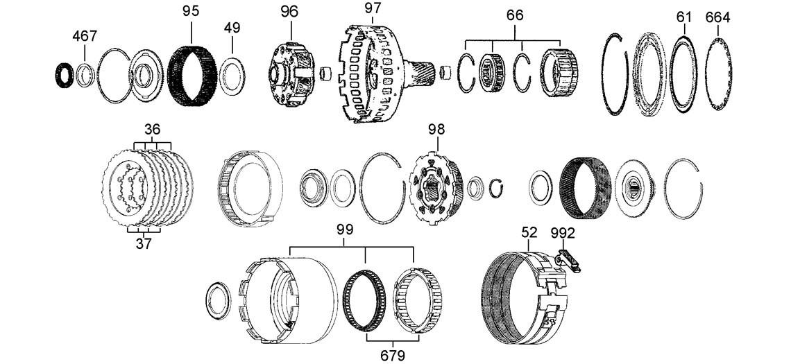 5R55N, 5R55S, 5R55W - Ford | Transmissions